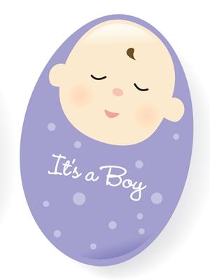 Baby Junge