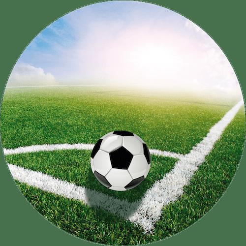 Fussball / Eckball