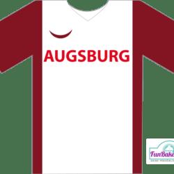 Essbares Fussball Trikot Augsburg
