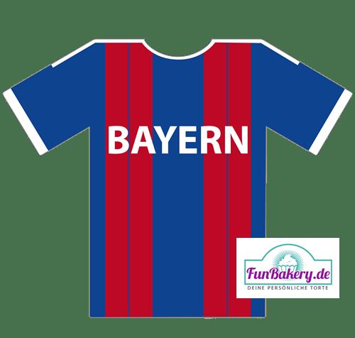 Essbares Fussball Trikot Bayern