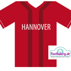 Essbares Fussball Trikot Hannover