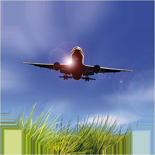 Flieger / Urlaub 1