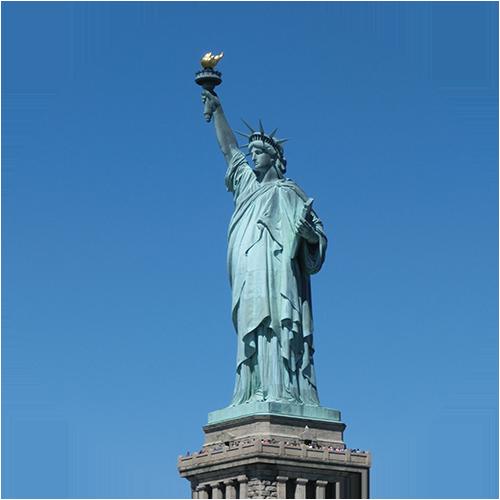 NY Freiheitsstatue 1