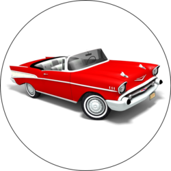 Caddy Oldtimer Cambrio