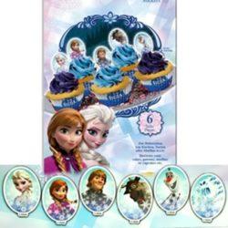 Disney Frozen mit den Eisköniginnen Anna und Elsa