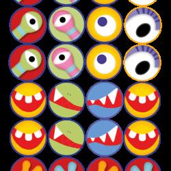 Monstazzz - Augen, Hände und Münder