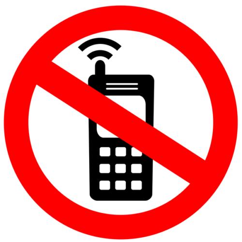 Handy Verbot Aufleger
